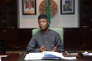 Vice President Yemi Osinbanjo