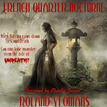 FRENCH QUARTER NOCTURNE AUDIO BOOK!