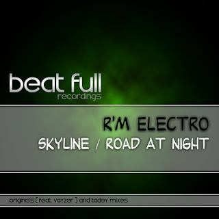 R'm Electro feat. Vayzer - Road At Night (Original Mix)