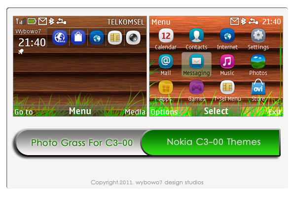 600 x 400 png 258kB, Nokia X2 01 Themes | Search Results | Calendar ...