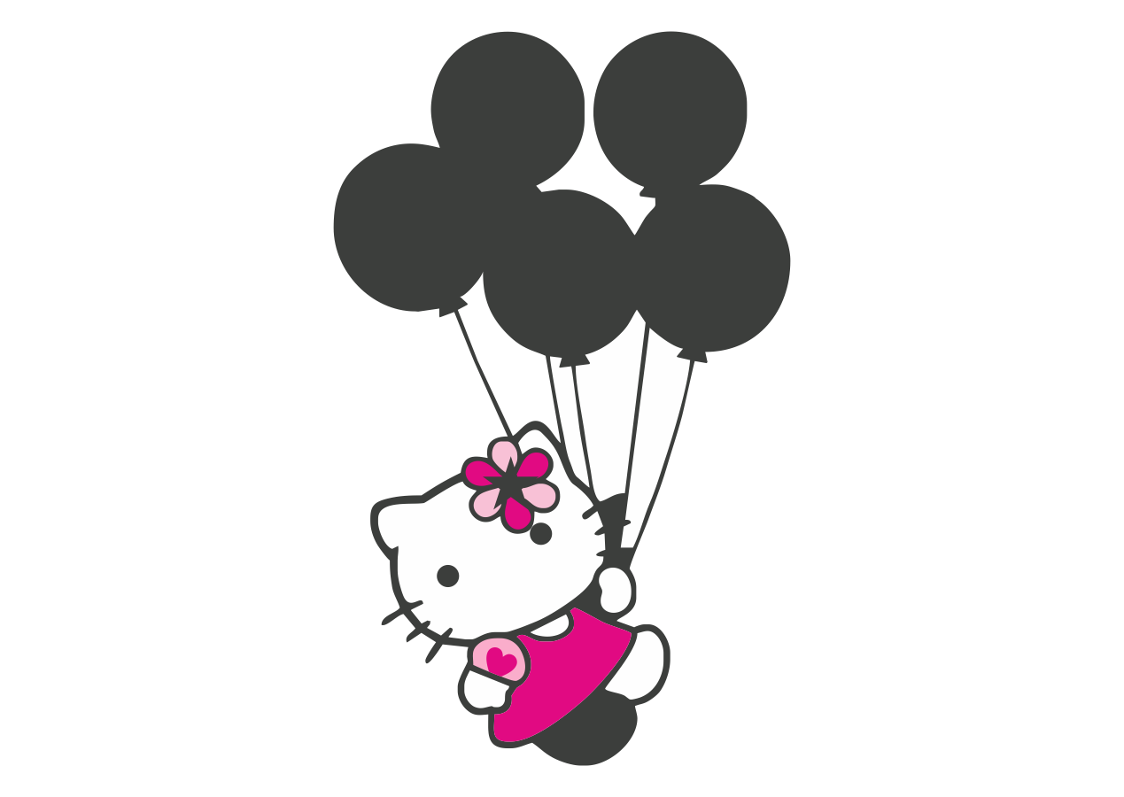 Hello Kitty Logo Png