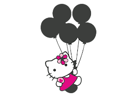 download Logo Hello kitty (design-2) Vector