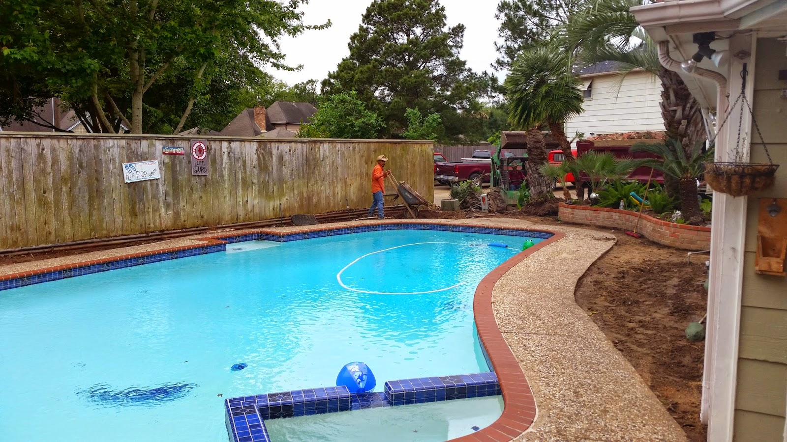another stay home mommy blog: the pool project