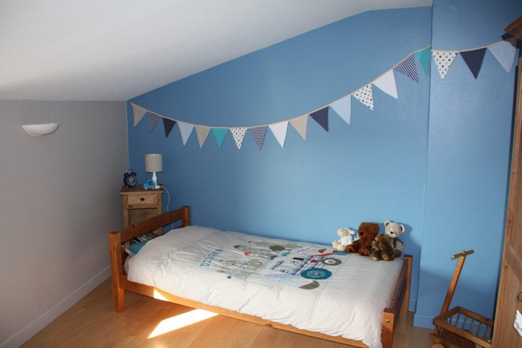 Chambre Bébé Mansardée – Design à la maison