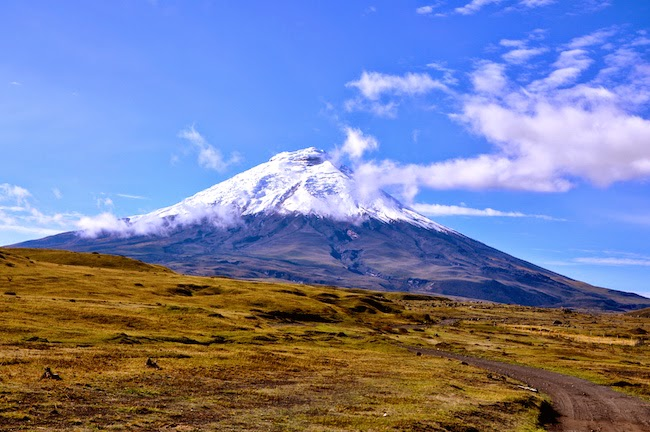 Adventures in Quito: Hiking in the Shadow of Cotopaxi
