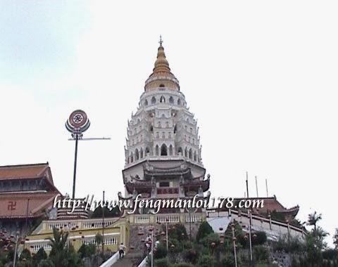 槟城极乐寺