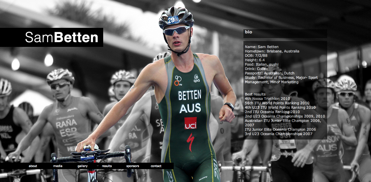 sam betten professional triathlete new website. Black Bedroom Furniture Sets. Home Design Ideas
