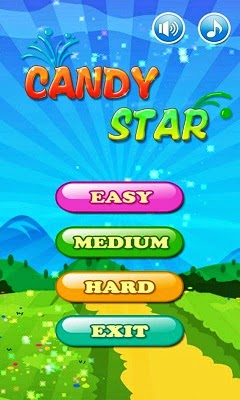 Game candy star