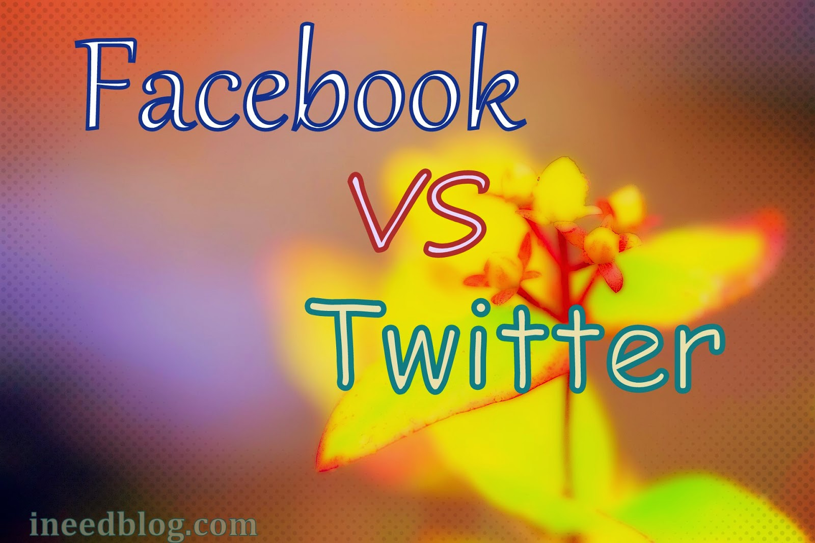 Facebook vs Twitter - Who wins?