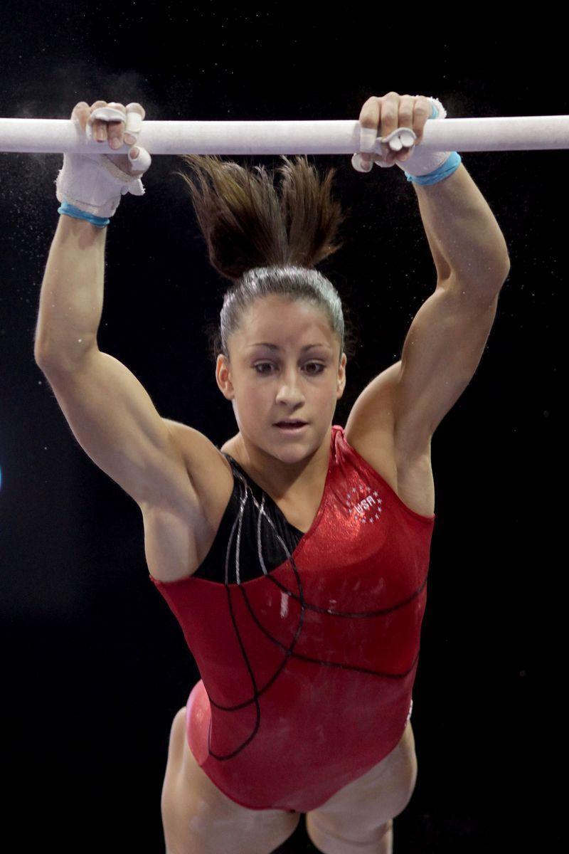 Jordyn Wieber USA gymnastics