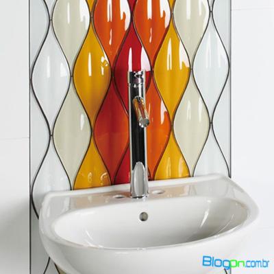 Blogon decora o de azulejos para banheiro dicas fotos for Azulejo vitrificado