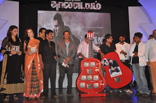 Thandavam Audio Launch Photo