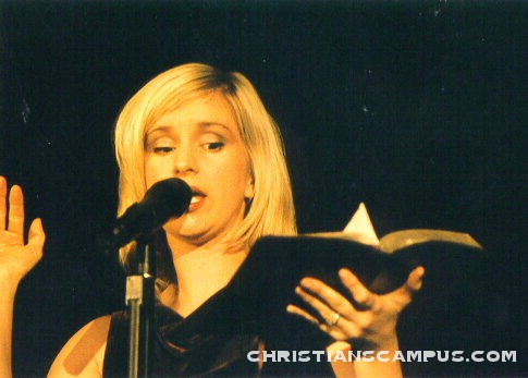 Pastor Crystal Lewis Bible Prophecy