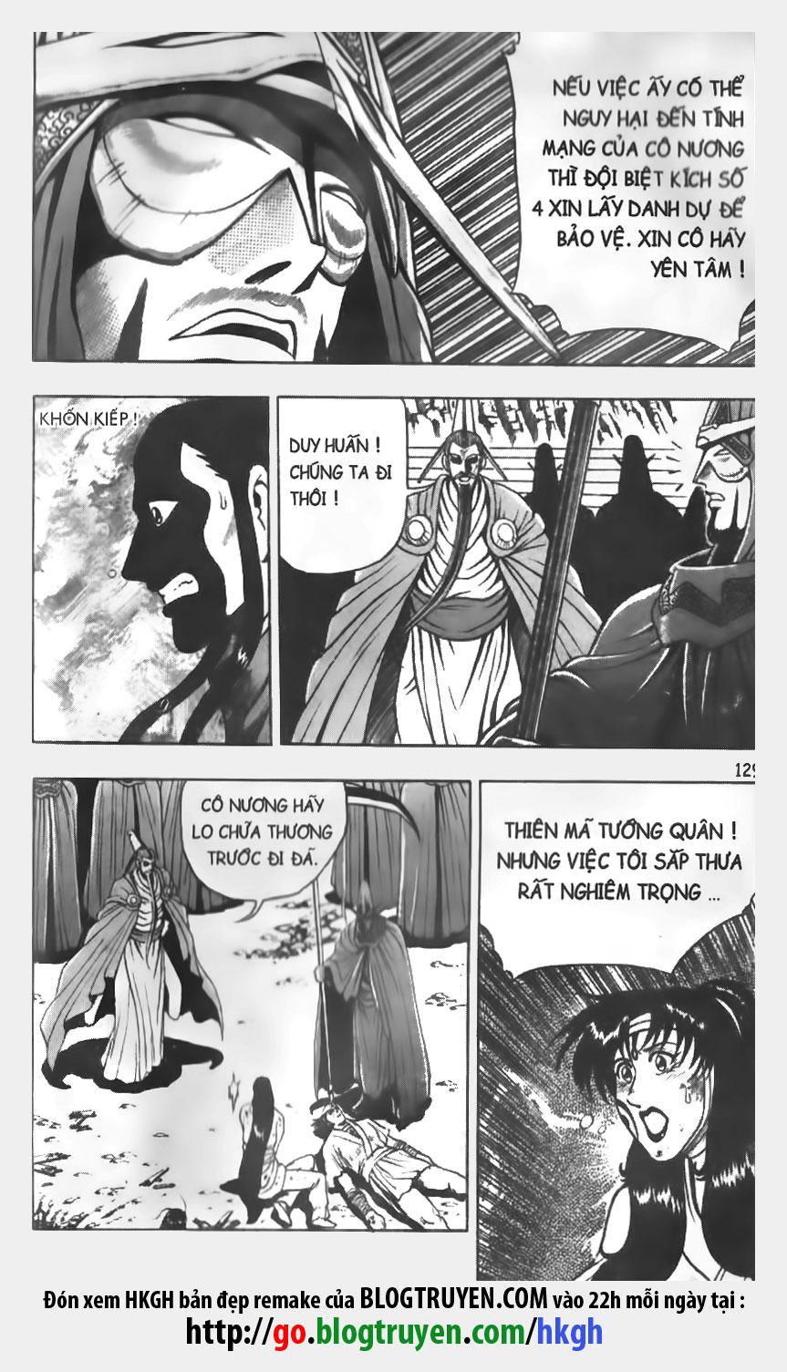 Hiệp Khách Giang Hồ - Hiệp Khách Giang Hồ Chap 066 - Pic 17