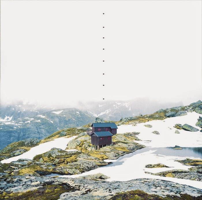 Negroazulado antártida nuevo disco