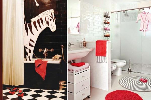Decoracion De Baños Infantiles:Decoración para cuarto de baño infantil