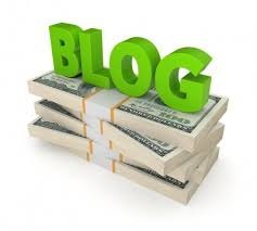 earn money online blogging