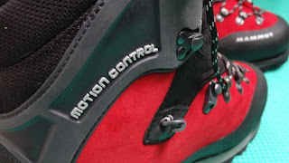 Mammut Meridian GTX Boots - Detail