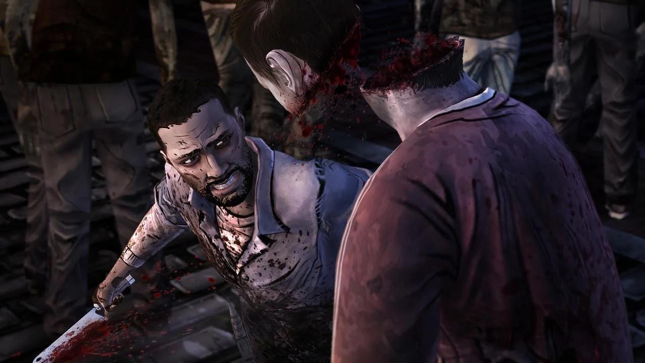Screenshot The Walking Dead: Season One