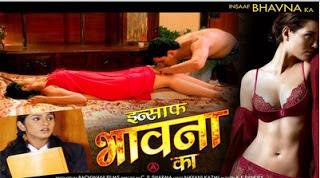 18+ Insaaf Bhavana Ka (2015) Hindi Hot Movie DVDRip 400MB Download
