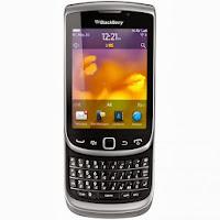 Harga HandPhone Blackberry Jennings 9810 - 8 GB - Zinc Grey