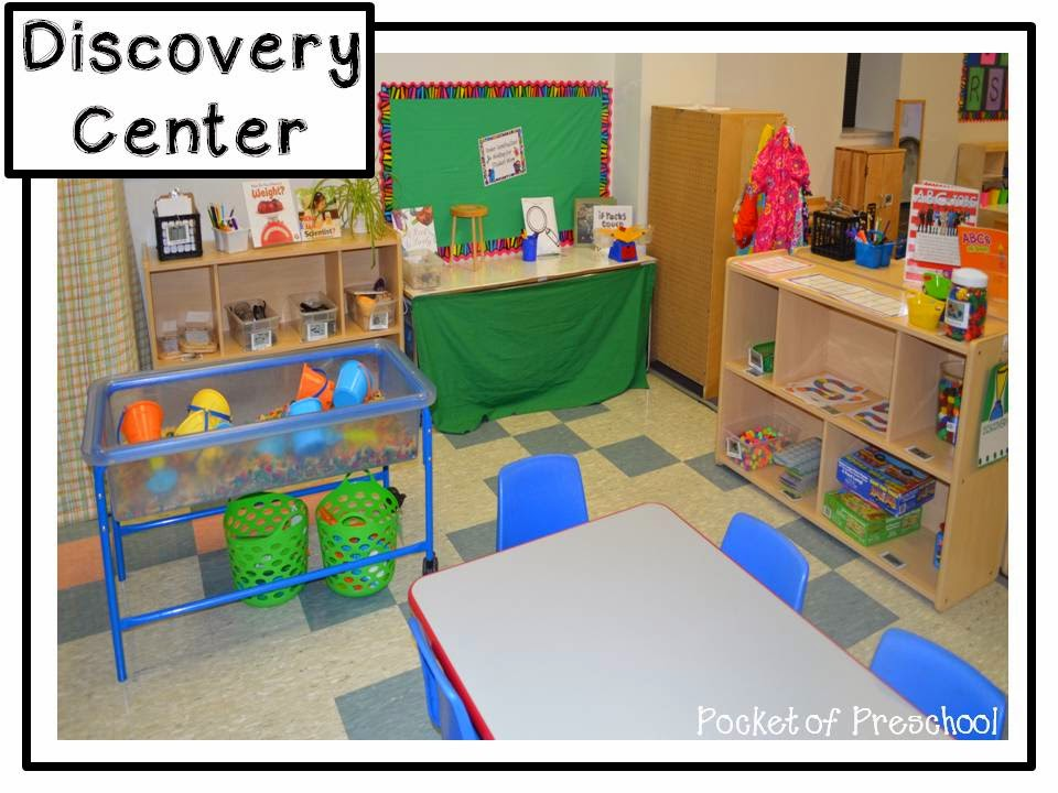 Classroom Design Description ~ Classroom reveal pocket of preschool