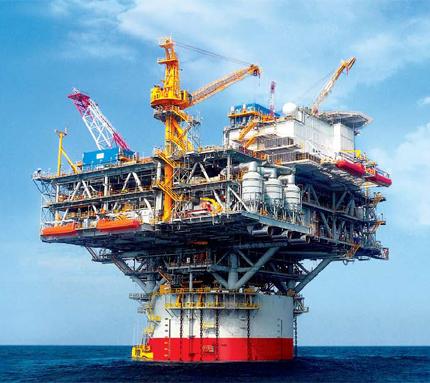 chevron tahiti offshore rig Pengalaman Kerja di Chevron