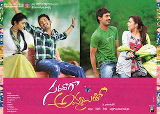 Saradaga-Ammaitho-Movie-Wallpapers