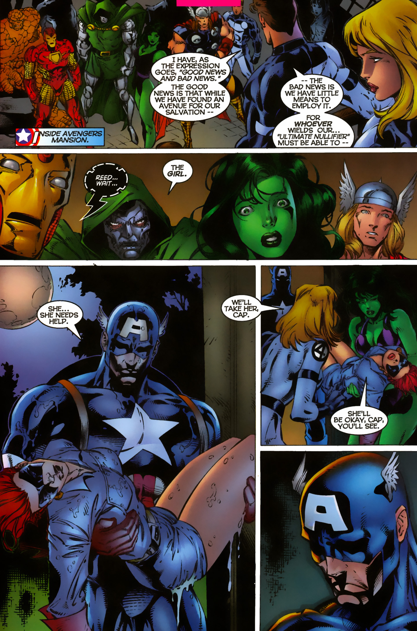Captain America (1996) Issue #12 #15 - English 29