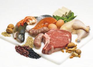 Makanan seumber zat zinc