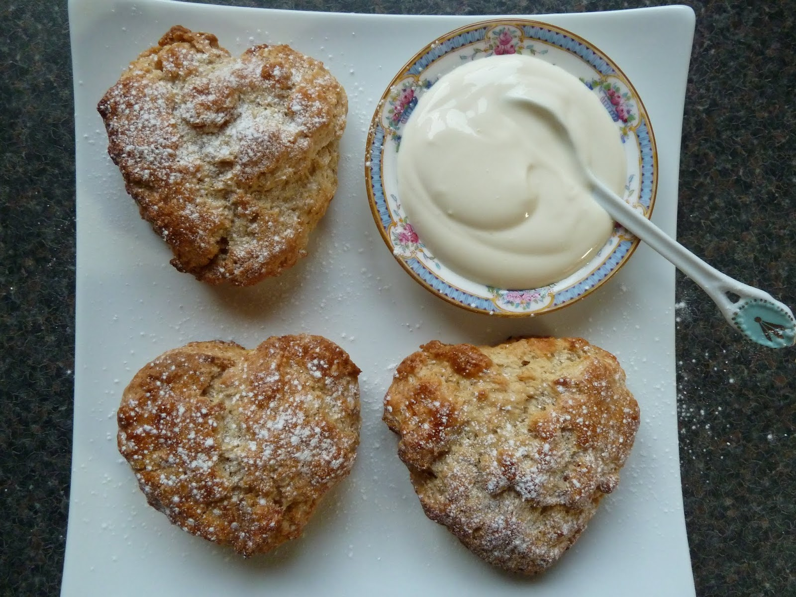 Recipe - Apricot and Yogurt Scones | Garden, Tea, Cakes and Me