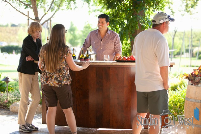 J & J Cellars Winery Photographer - San Miguel Wedding Photographer - Vineyard Wedding Photography - Studio 101 West Photography