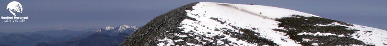 L'anello di Coppola di Paola dalla cresta Sud