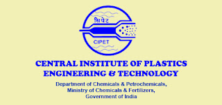 CIPET JEE 2013 Results M.Tech, M.Sc., Diploma, PG