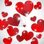 Centro de Corazones adorantes, Centro de Amor, es lo que yo quiero darte con . de fondo de san valentin con corazones formas luces