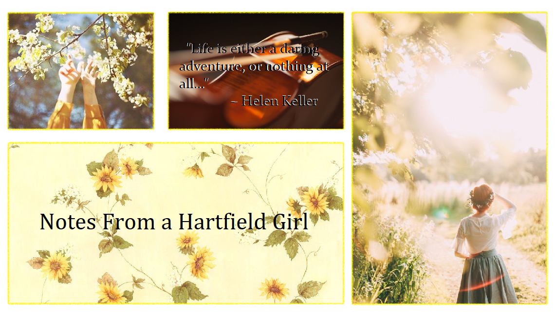 Notes From a Hartfield Girl