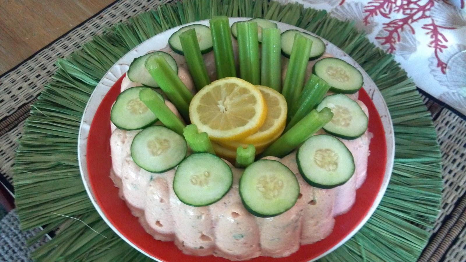 Shrimp Mousse Mold Recipe