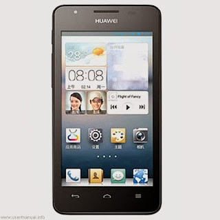 Huawei Ascend G525 user guide manual