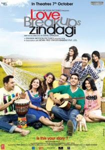 Love Breakups Zindagi 2011 Movie Poster