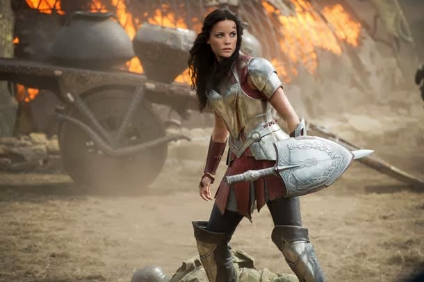 Lady Sif to appear in Marvel's Agents of SHIELD