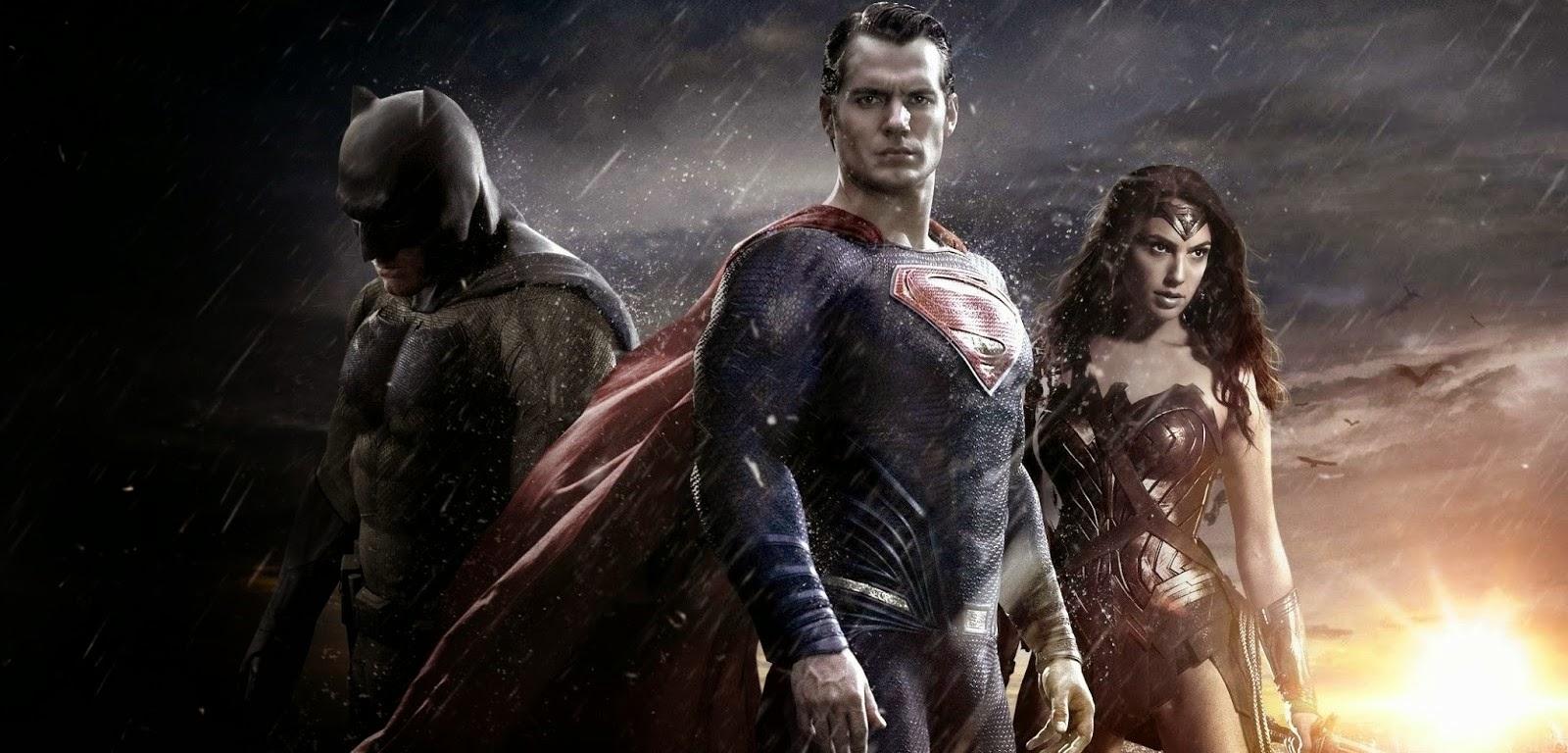 Batman v Superman | Warner Bros anuncia titulo nacional da sequência de O Homem de Aço