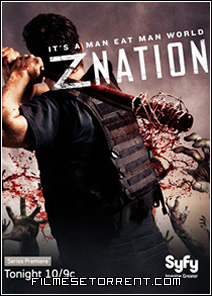 Z Nation Temporada Torrent HDTV