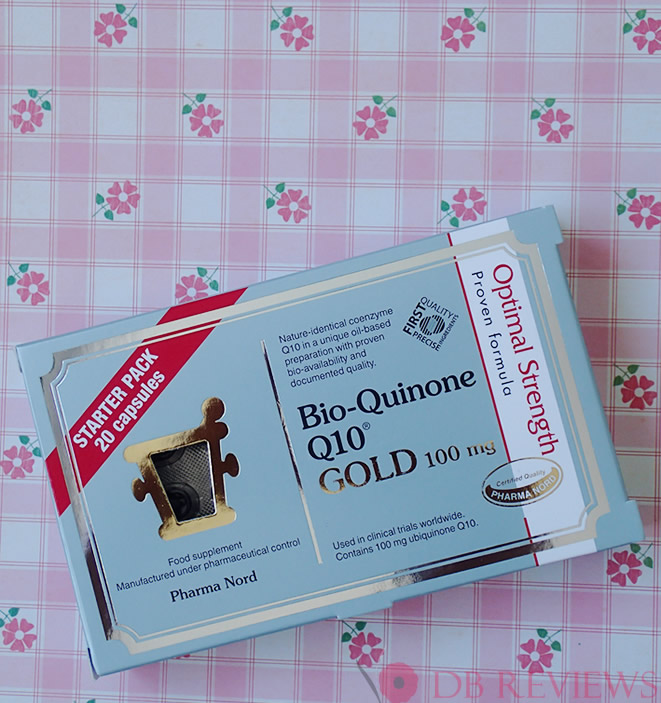 Pharma Nord Bio-Quinone Q10 Gold Supplement Review