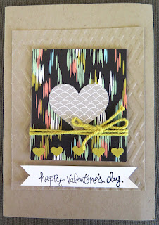 Card made with Heart Punch by zena kennedy independent stampin up demonstrator