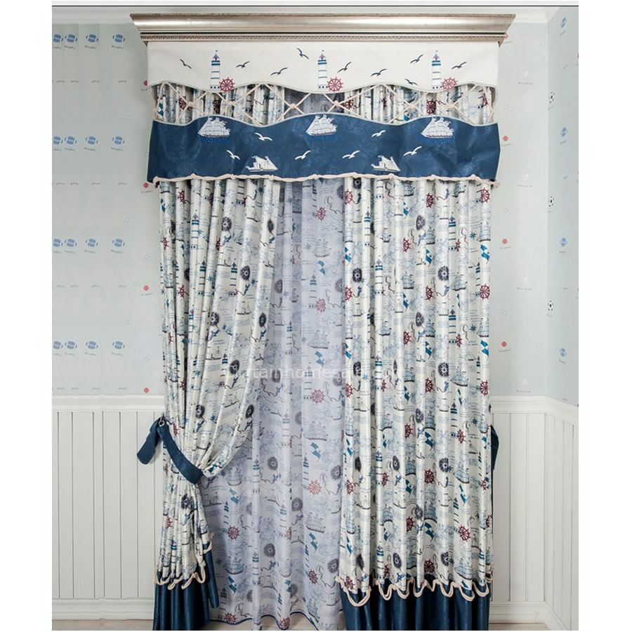 Modern Best Artistic Baby Boy Nursery Curtains - Home Cheap Solution