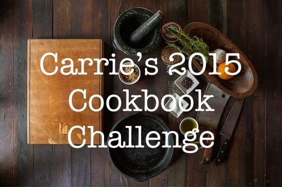 2015 Cookbook Challenge: March
