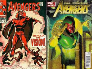 Clark Gregg Avengers The Vision