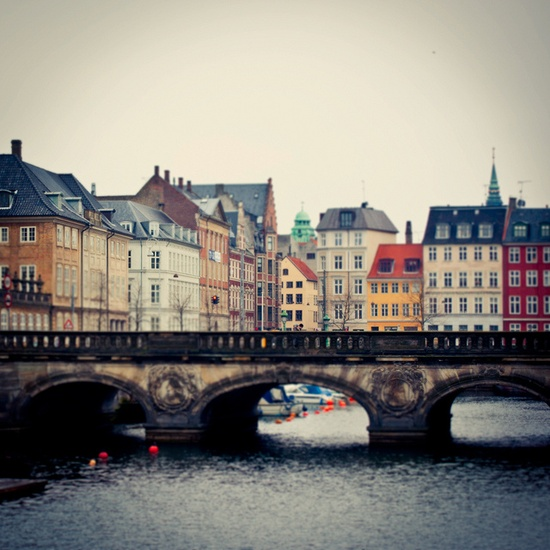Copenhagen bridge