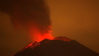 Volcn Popocatpetl