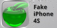 Fake iPhone